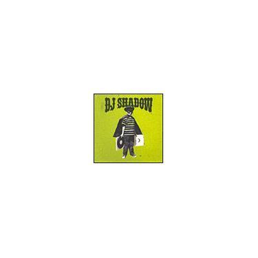 CD DJ Shadow - The Outsider