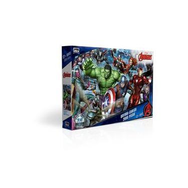 Imagem de Puzzle Vingadores 2000 Peças 2737 - Toyster