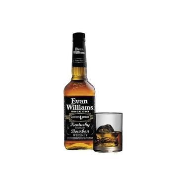 Wh Bourbon Evan Williams Black Label 1l