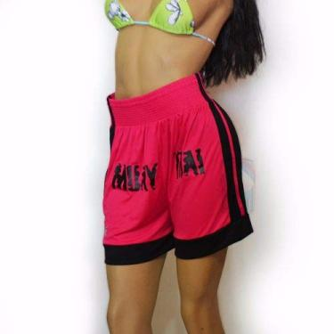 Calção Muay Thai MMA Lutas Kanxa Fighters