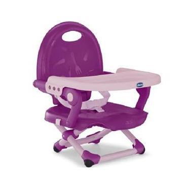 Assento Pocket Snack Violetta - Chicco