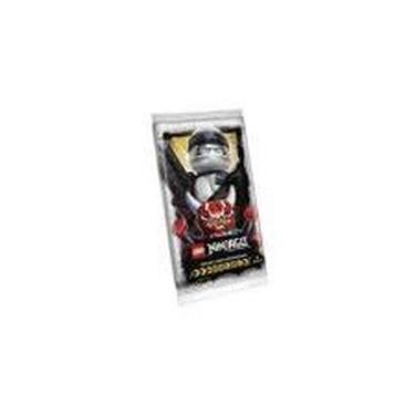 Copag Lego Ninjago Booster Jogo de Card Colecionáveis Ninja Branco