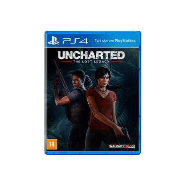 ¿Game Uncharted The Lost Legacy - PS4