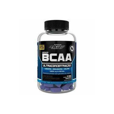 Bcaa Ultraconcentrado (120 Tabletes) Nutrilatina Age