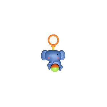 Imagem de Chocalho Elefante Bolinha - Dican