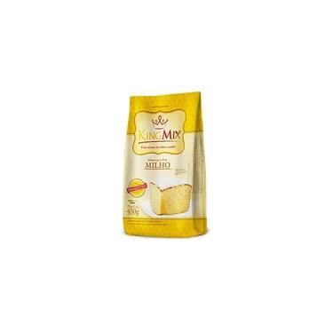 Mistura em Pó para Bolo Milho Sem Glúten 450g