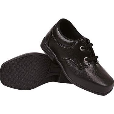 Sapato Social Infantil Menino Festa Batizado Raniel Ref.2050102 (33)
