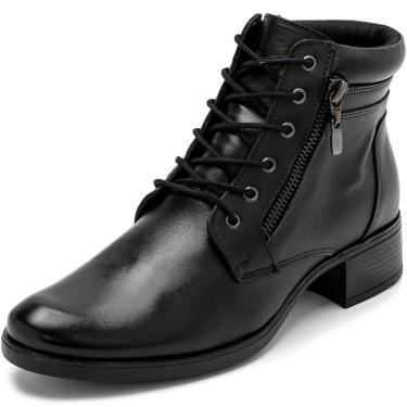 Bota Sandalo Feminina Clave De Fa Sitar Black  feminino
