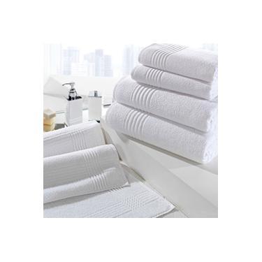Imagem de Toalha Banho Altenburg Soft Branco - 75cm x 1,40m