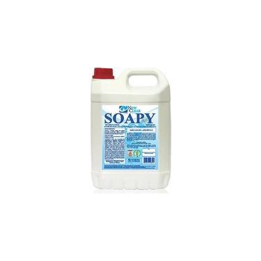 Sabonete Líquido Antisséptico Soapy New Clear 5 Litros