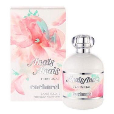 Imagem de Perfume Feminino Cacharel Anaïs Anaïs L'original Eau De Toilette