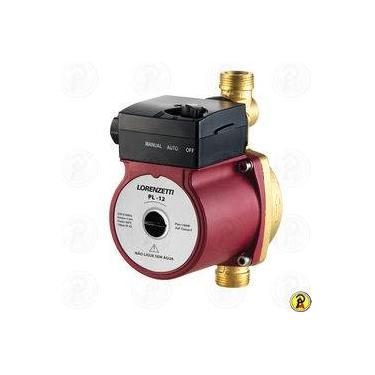 Pressurizador Lorenzetti PL 12 160W 12mca 220V