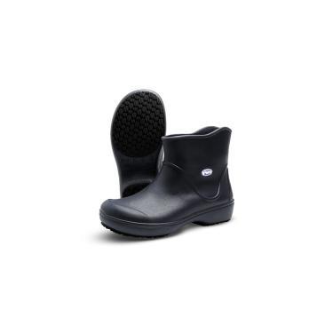 Wide Stock Comprar · Bota Profissional Works Ligth Boot Cano Baixo  Antiderrapante BB85 Preta 0c06a70441