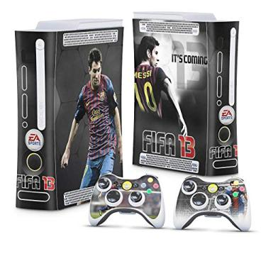 Skin Adesivo para Xbox 360 Fat Arcade - Fifa 13