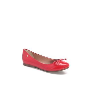 Sapatilha Raphaella Booz Verniz Vermelha - 029.RB9985
