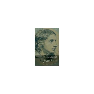 Livro - John Keats: 21st-Century Oxford Authors (21st-Century Oxford Authors)