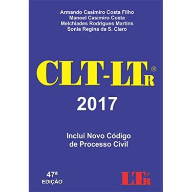 Clt - Ltr 2017 - Armando Casimiro Costa - 9788536191409