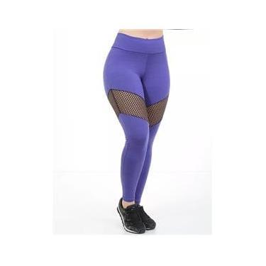 Imagem de Calça Legging Suplex Academia Fitness Feminina Moda