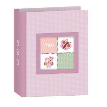 Álbum YES 200 fotos / 50 fotos  10x15cm/15x21 Rosa