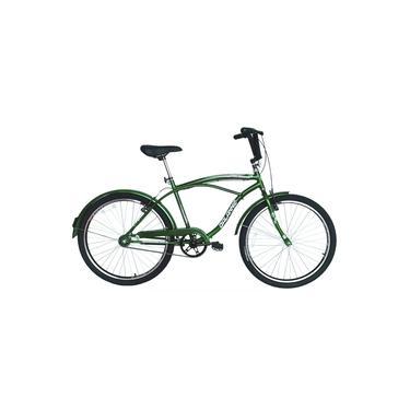 Imagem de Bicicleta Aro 26 Masculina Beach Retrô Vintage