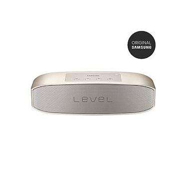 Caixa de Som Bluetooth Samsung Level Box Pro Dourada