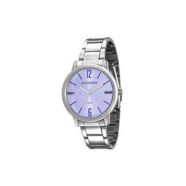 b156fd1937af2 Relógio de Pulso Feminino Mondaine   Joalheria   Comparar preço de ...