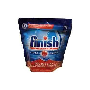 Detergente Lava Loucas Finish Tablete Powerball Pastilha