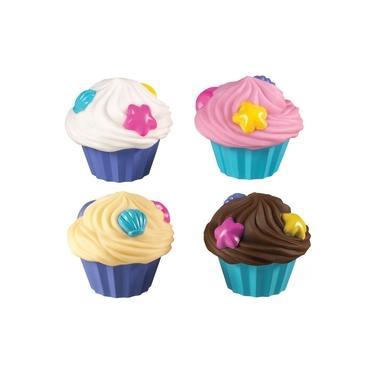 Imagem de Cupcake Divertido Para Banho 4 Unidades - Munchkin