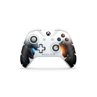 Skin Adesivo para Xbox One Slim X Controle - Halo 5: Guardians #B
