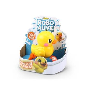 Imagem de Novo Brinquedo Infantil Robo Alive Junior Patinho Dtc 4491
