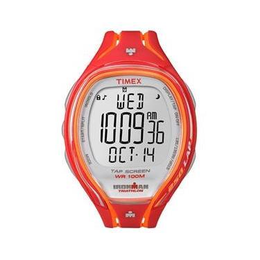 609c5e6a178 Relógio Timex Ironman Sleek 250 Laps Verm. T5K788BD TI- Vermelho