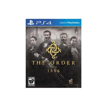 Jogo The Order 1886 Ps4