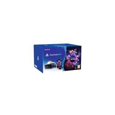 Playstation Vr Bundle Câmera + Worlds - Versão 2