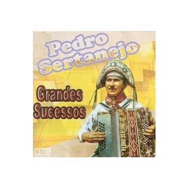 Imagem de Cd Pedro Sertanejo - Grandes Sucessos