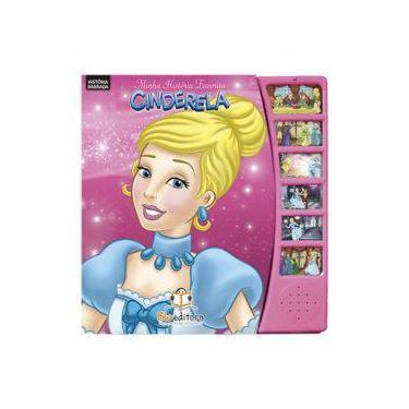 Minha História Favorita - Cinderela - Editora Blu - 9788581022505