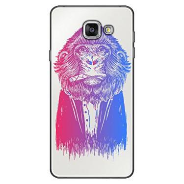 Capa Personalizada para Samsung Galaxy A5 2016 Macaco - TP50