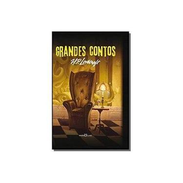 Grandes Contos - Lovecraft, H. P. - 9788544001110