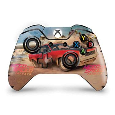 Skin Adesivo para Xbox One Fat Controle - Need For Speed Payback