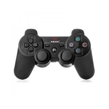 Controle Sem Fio PS3 Playstation 3 Dualshock MS-JS03 - Mox