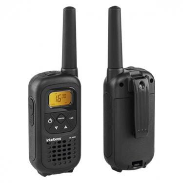 Rádio Comunicador Intelbras RC4002 Preto
