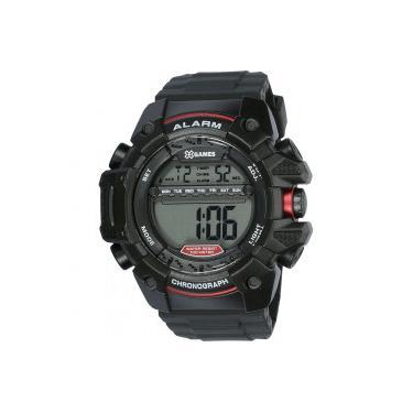 7e9eb3cf4b5 Relógio Digital X Games XMPPD400 - Masculino - PRETO VERMELHO X-Games