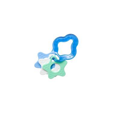 Imagem de Mordedor infantil clean c/estrela azul