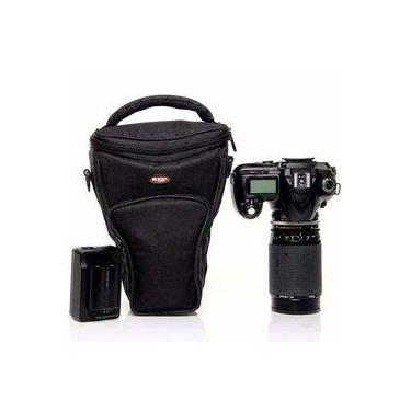 Bolsa Para Câmera Fotográfica Dslr Case West Reflex Ii