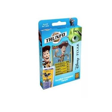 Imagem de Super Trunfo Toy Story Disney Pixar Grow 32 Cartas