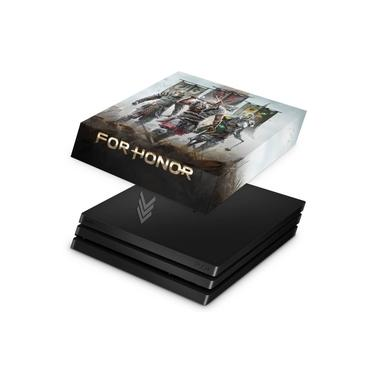 Capa Anti Poeira para PS4 Pro - For Honor