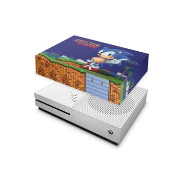 Capa Anti Poeira para Xbox One S Slim - Sonic The Hedgehog