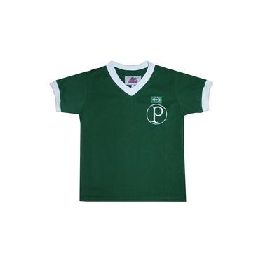 Camisa Liga Retrô Palmeiras 1951 Infantil