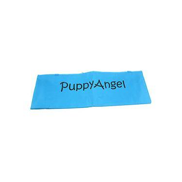 Capa Assento de Carro para Pet Azul - Puppy Angel
