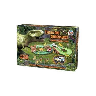 Imagem de Pista Trilha Dos Dinossauros Braskit