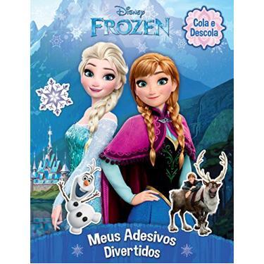 Frozen - Coleção Disney Meus Adesivos Divertidos - Vários Autores - 9788536822082